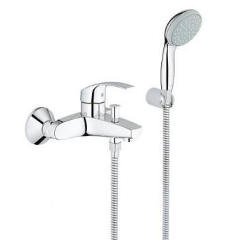 Miscelatore grohe 33302002 monocomando per vasca doccia