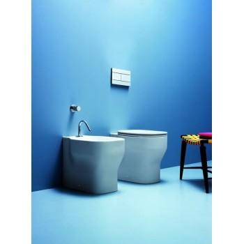 Azzurra set sanitari filomuro Glaze