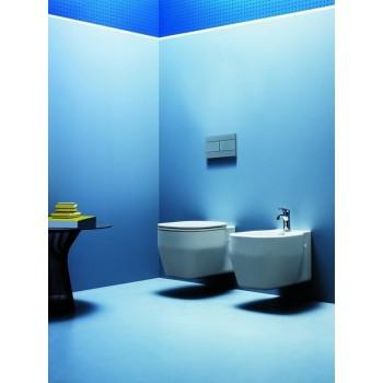 Set sanitari sospesi Glaze azzurra ceramica