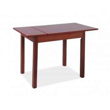Tavolo Color Ciliegio Allungabile.Tavolo Firenze 90x60 Cm Allungabile Ciliegio Colore Ciliegio