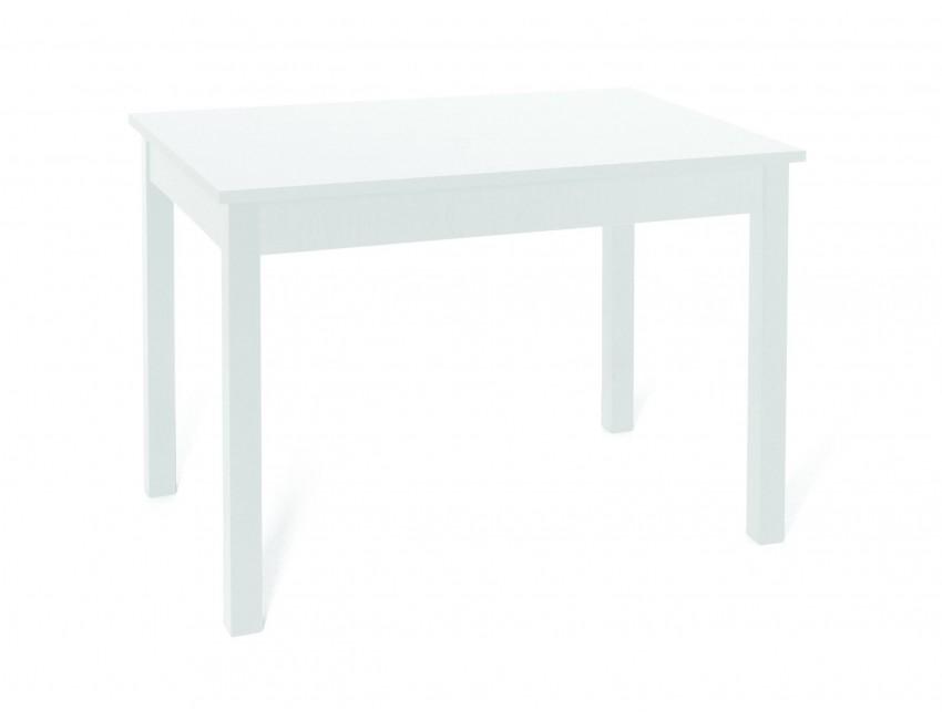 Tavolo firenze 110x70 cm allungabile bianco - Amico bagno firenze ...