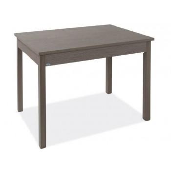 Tavolo Firenze 90x60 cm allungabile larice grigio
