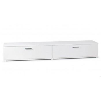 Base 240 in legno bianco, larice grigio o olmo