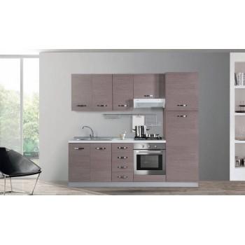 Pensile cucina 40x32xH72 in legno