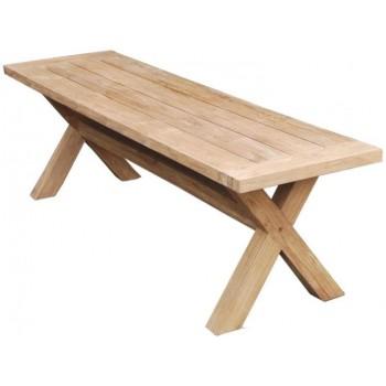 Panca Batu 210 in legno Teak