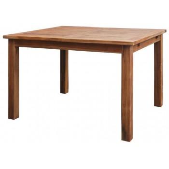 Tavolo Kupang 120 E in legno Teak