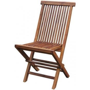 Sedia Bima in legno Teak
