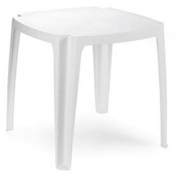 Guidetti tavolo monoblocco in plastica