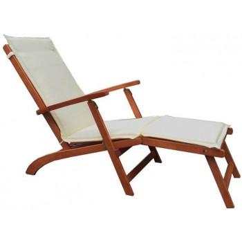 Guidetti chaise longue Porto in legno