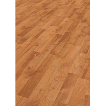 Pircher pavimento laminato 3-strip wild cherry (1359) serie Selection click 6 mm 507427