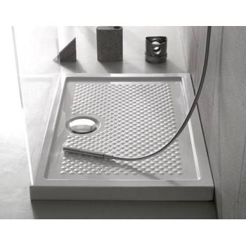 Globo Piatto doccia 80x80 cm quadrato spessore 6,5 cm
