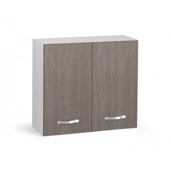 Pensile colapiatti cucina 80x32xH72 in legno