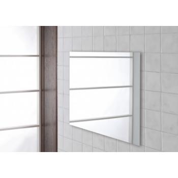 Specchio da bagno filo lucido 80x60 cm