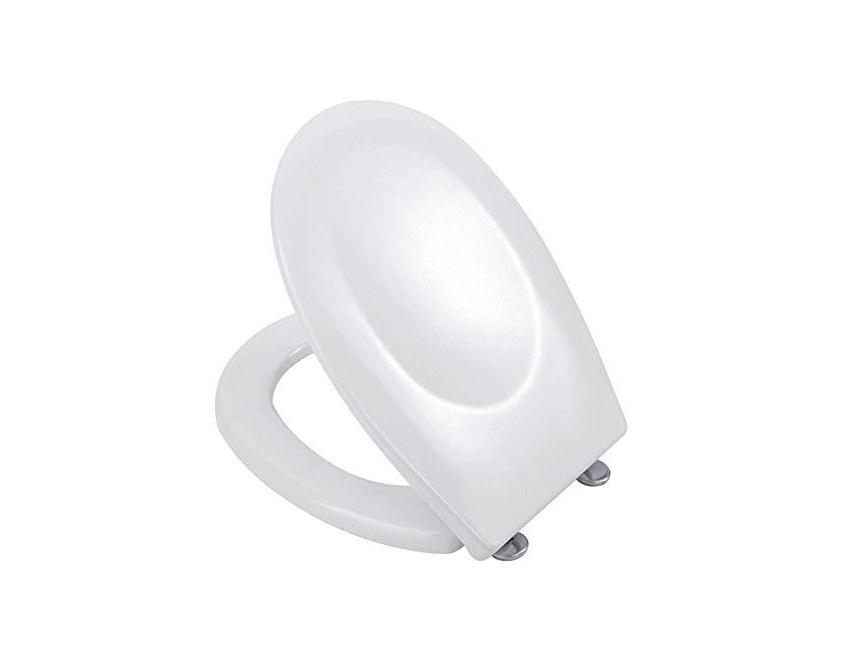 Coprivaso King 37x45 cm laccato bianco lucido