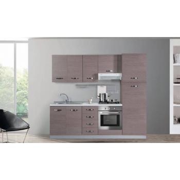Base cucina 80x50xH85 in legno