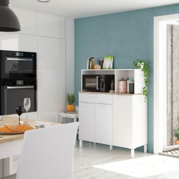 Mobile cucina 108x40x126 cm...