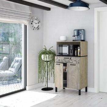 Mobile cucina 72x40x126 cm...