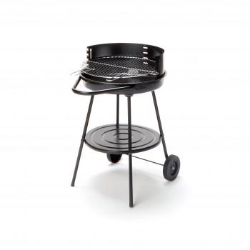 Barbecue a carbonella...