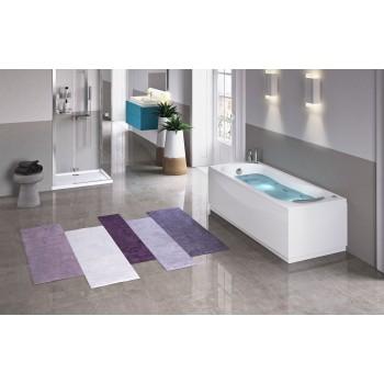 Novellini vasca da bagno Calypso su telaio con pannelli