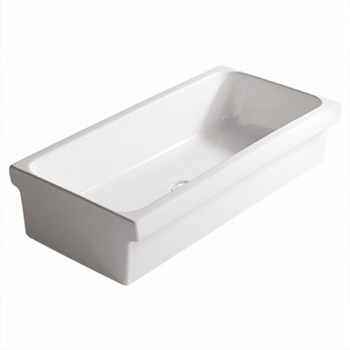Lavabo a canale 90x45xh20...