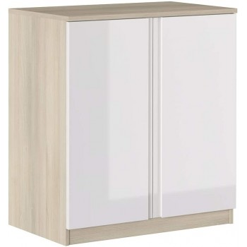 Mobiletto 87 cm Bianco...