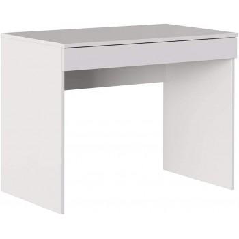 Scrivania 100x55 cm Bianco...