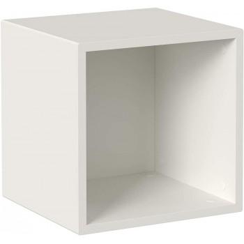Cubo da parete Bianco opaco...