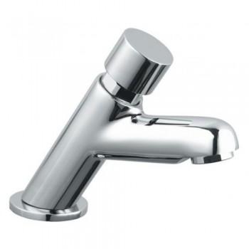 rubinetto temporizzato lavabo parete serie MODERN