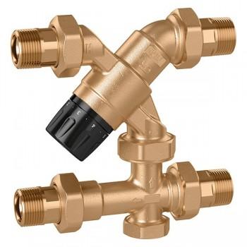 Caleffi gruppo di controllo temperatura acqua 5201