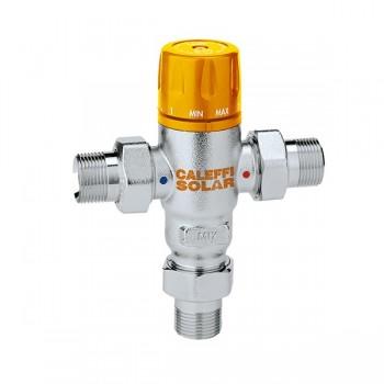 Caleffi miscelatore termostatico per impianti solari 2521