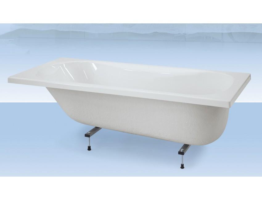 Novellini vasca da bagno ad incasso calypso - Vasca da bagno incasso ...