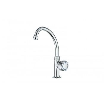 Idral rubinetto lavabo a colonna con bocca girevole