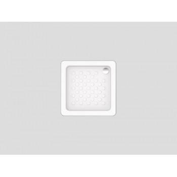 Azzurra piatto doccia Sole in ceramica 65x65