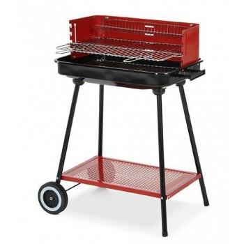 Barbecue a carbonella con...