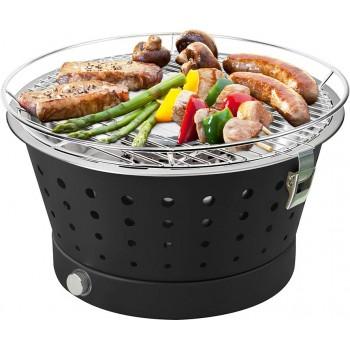Barbecue Fun BBQ bianco nero rosso